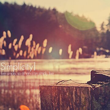 Simplicity by JShockley1