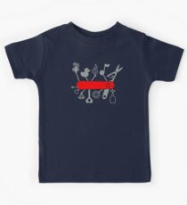 Swiss Army Knife for Lovers Kids Clothes