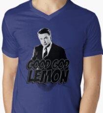 Good God Lemon!!!?! Men's V-Neck T-Shirt