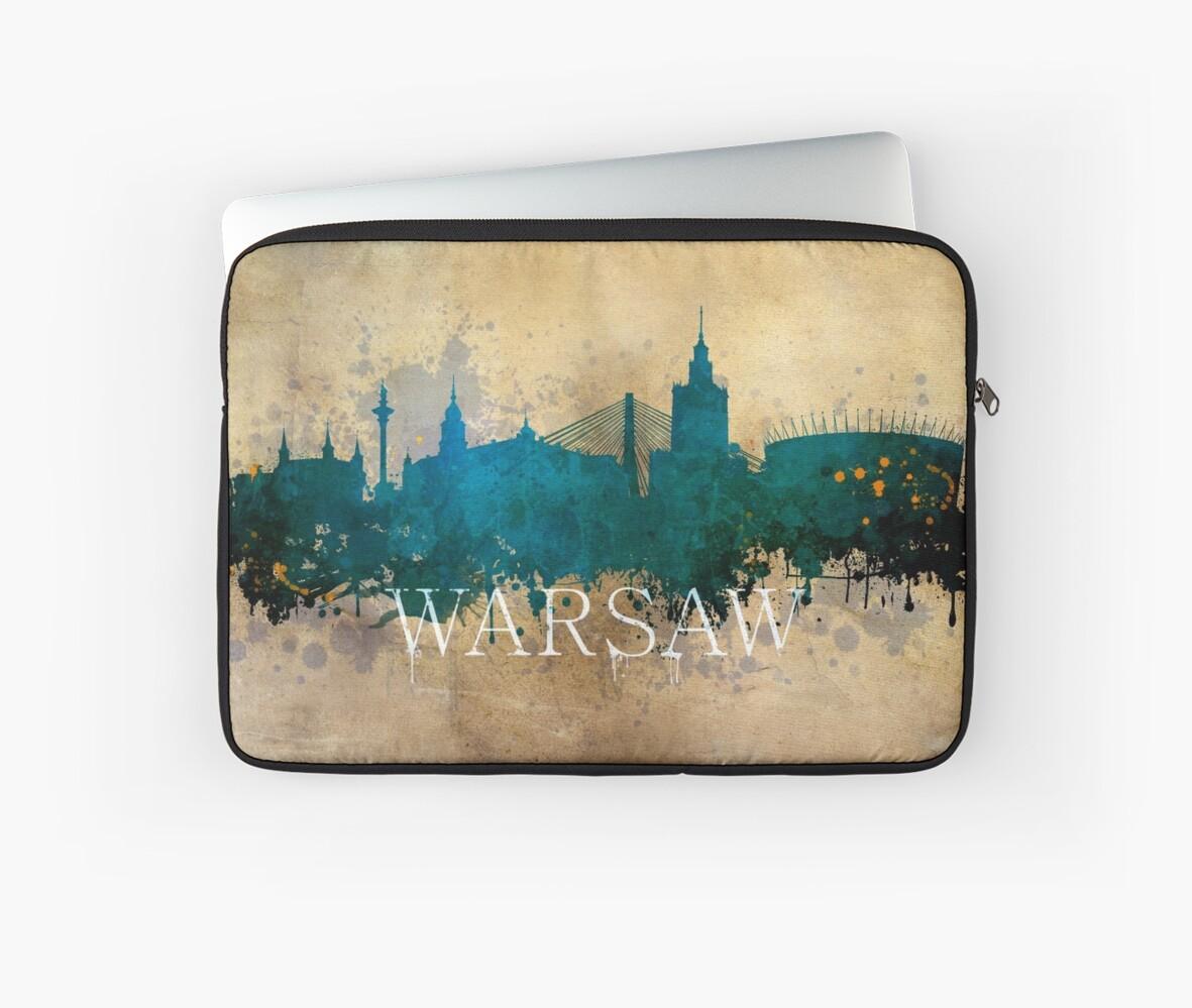 Warsaw Poland by JBlaminsky