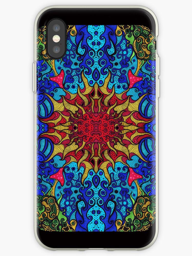 Zonnerad  (Iphone/ipod cover) by Steven De Kock
