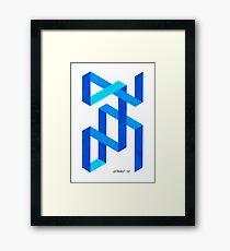 IMPOSSIBLE ART 02 Framed Print