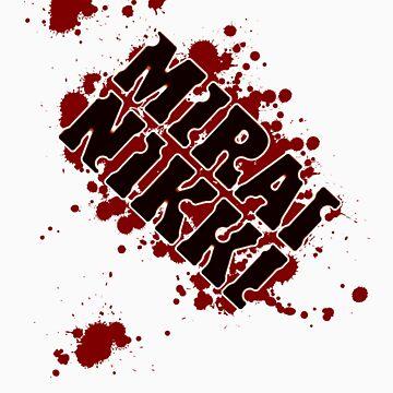 Mirai Nikki Blood by Xolokos