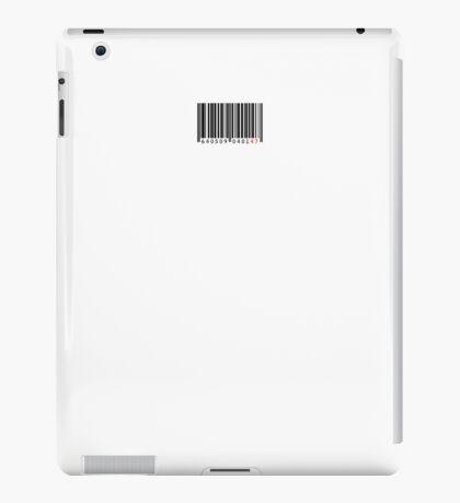 47 (black) iPad Case/Skin