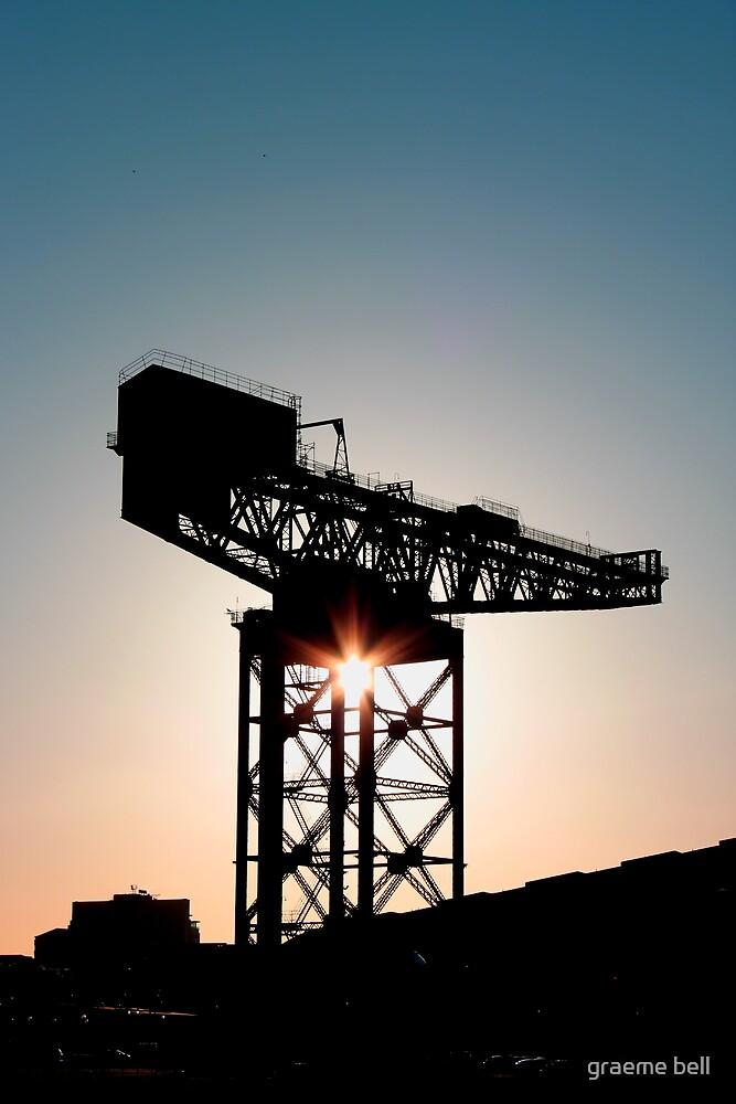 The Finnieston Crane,Glasgow. by graeme bell
