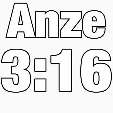 Anze 3:16 by Hockeywood