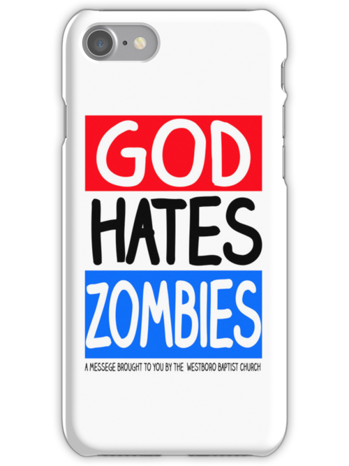 God Hates Zombies by nscotthouse