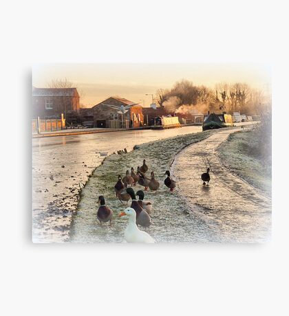 The Following. Canvas Print