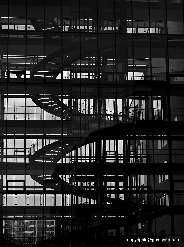 stairs by guyber