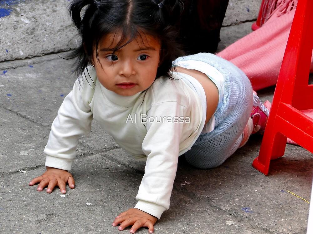 Cuenca Kids 251 by Al Bourassa