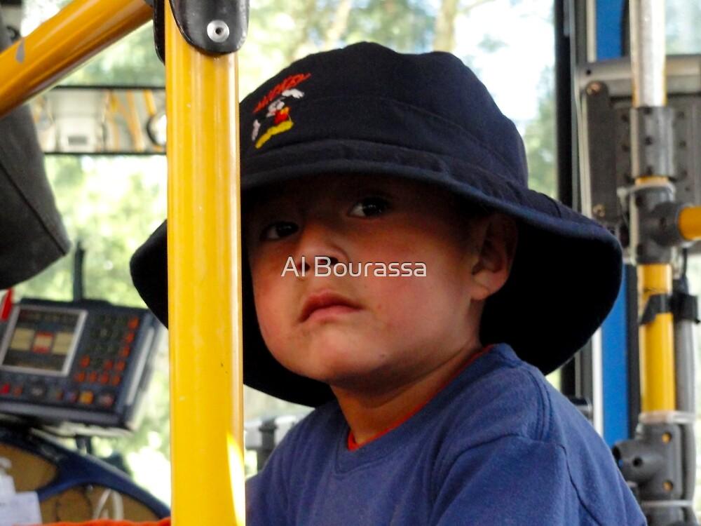 Cuenca Kids 252 by Al Bourassa