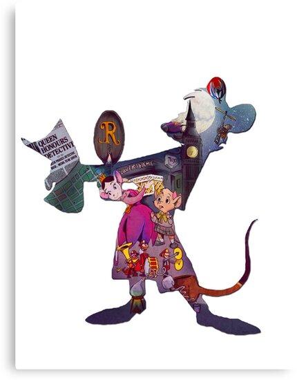 Basil of Baker Street by Danielle  Madrigal