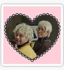 I Heart Oh Hello Sticker
