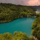 Plitvice Lakes National Park by Ivan  Prebeg