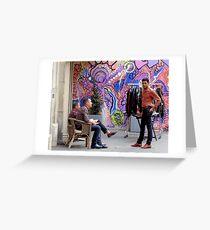 Flamboyant Greeting Card