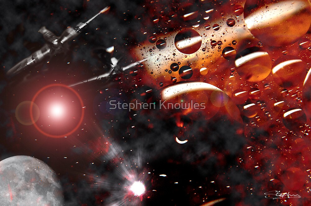 Space  by Stephen Knowles