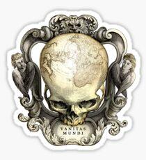 Vanitas Mundi Sticker