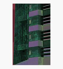 Architecturally Speaking  Photographic Print