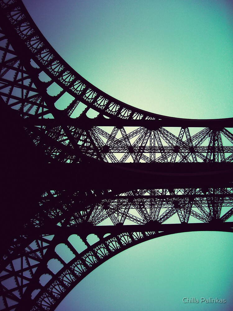 The Eiffel Tower by Chilla Palinkas