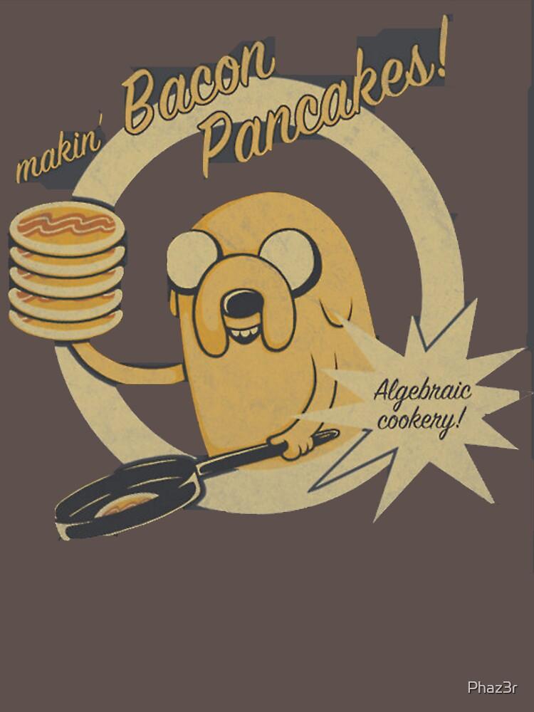 Bacon Pancakes by Phaz3r