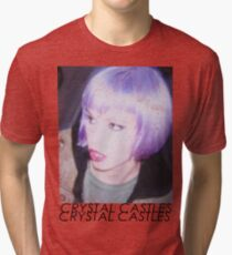 Alice Glass Tri-blend T-Shirt