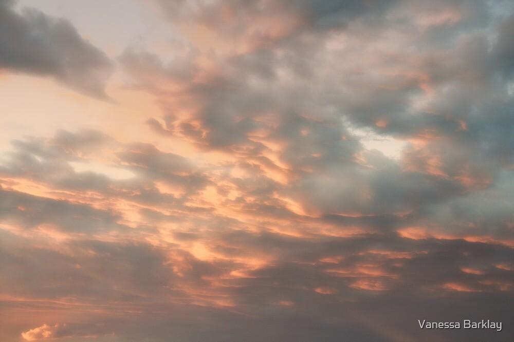Soft Sky by Vanessa Barklay