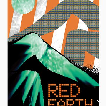 Red Earth (Lady Mountain) by Rea Dora by readora