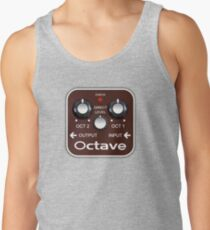 Octave Effect Pedal Tank Top