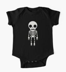 Simple Skeleton Kids Clothes