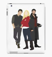 Neal, Emma, and Hook iPad Case/Skin
