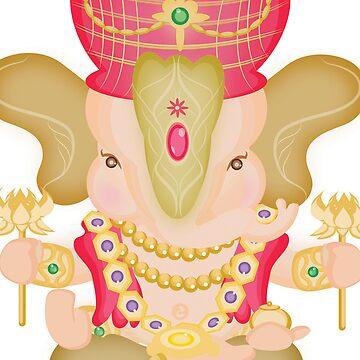 Ganesh: 2013 by centtaro