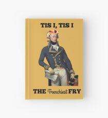 Tis I, Tis I, The Frenchiest Fry Hardcover Journal