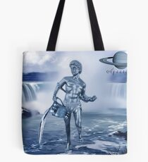 ✌☮ AGE OF AQUARIUS✌☮  Tote Bag