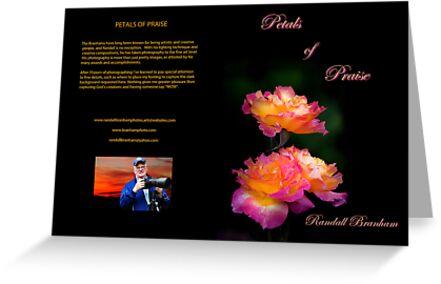 book cover Petals of Praise  book for sale  by Randy Branham