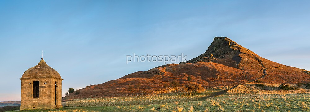 Lodge at Roseberry by photospark