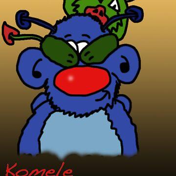 Komele & Pycro 2 by Averroon