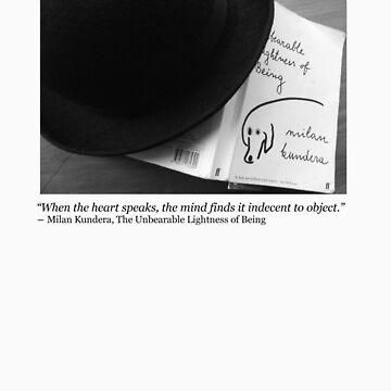 Bowler Hat & Book by transkrypcja