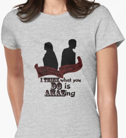 Working With You T-Shirt