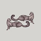 Mink Pair by samclaire