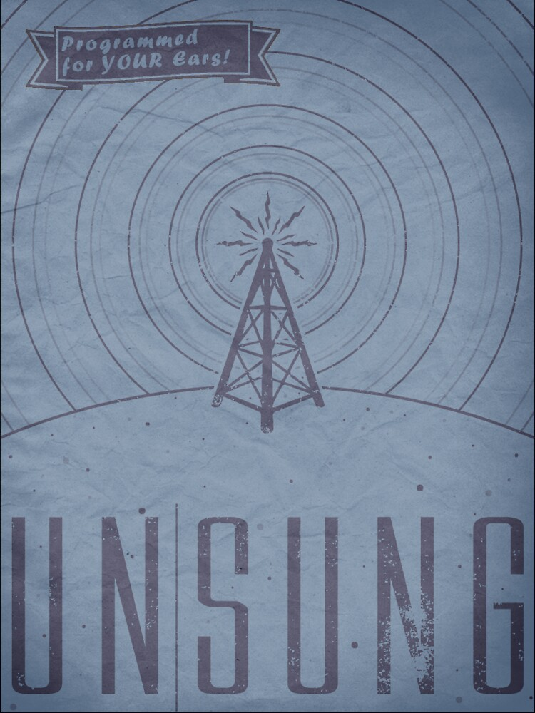 Radio Waves by UNSUNG