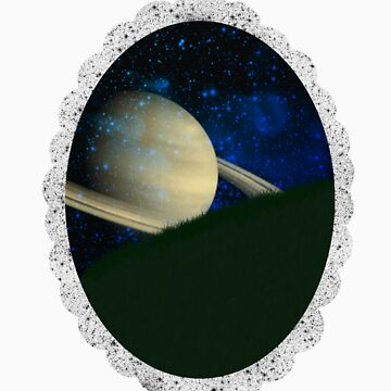 Starry Hillside by TheGreatGoggles