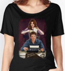 Murder He Wrote Women's Relaxed Fit T-Shirt
