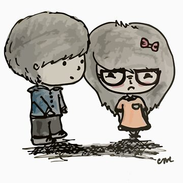 Cute Boy and Girl - LQ by cyndyejanda