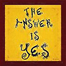 The Answer by RC deWinter