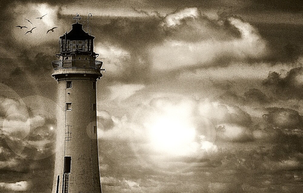 Lighthouse Collaborations Pt 1 by DavidWHughes