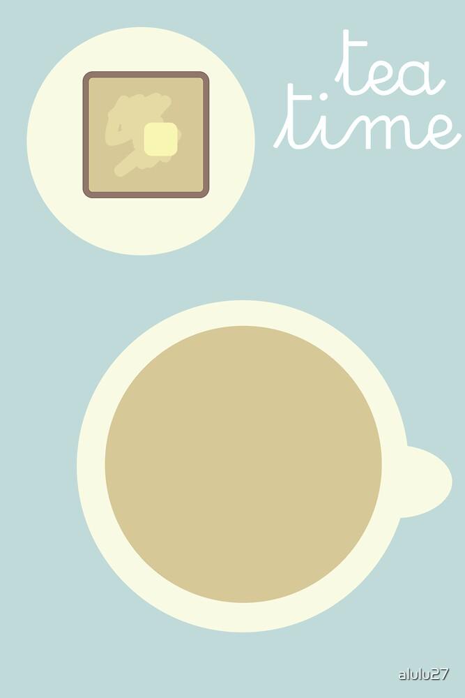Tea Time by alulu27