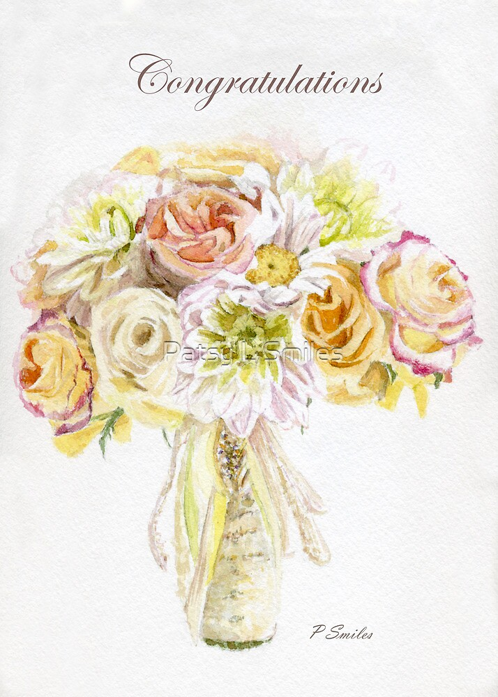 Fabulous Flowers by Patsy L Smiles