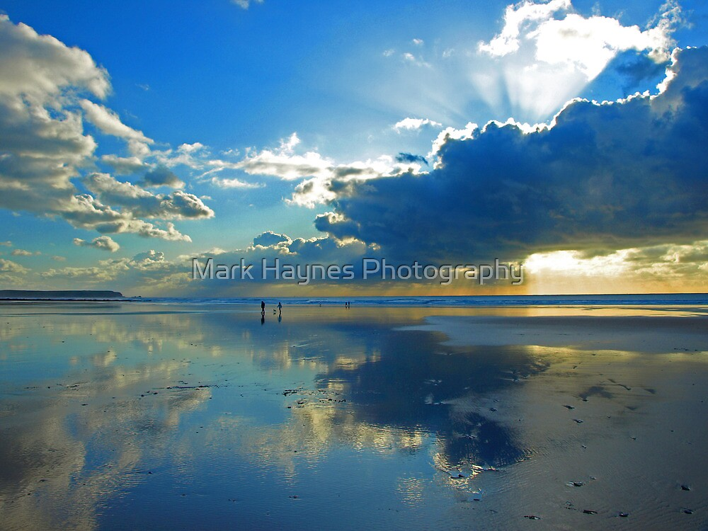 Freshwater West - Beautiful Space. by Mark Haynes Photography