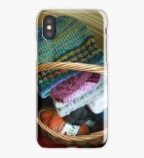 Hats for Christmas iPhone Case/Skin