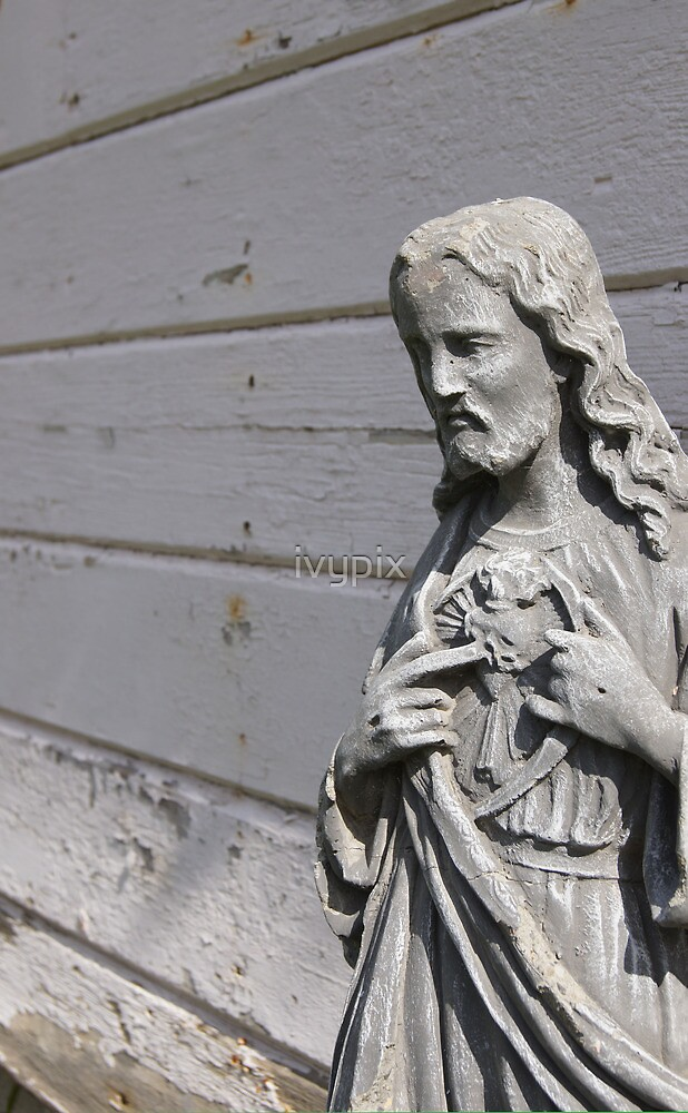 Heart Of Jesus by ivypix